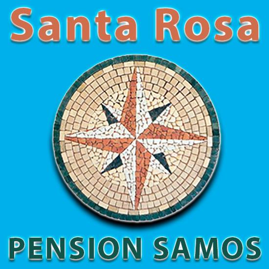 Pensión en Samos Santa Rosa