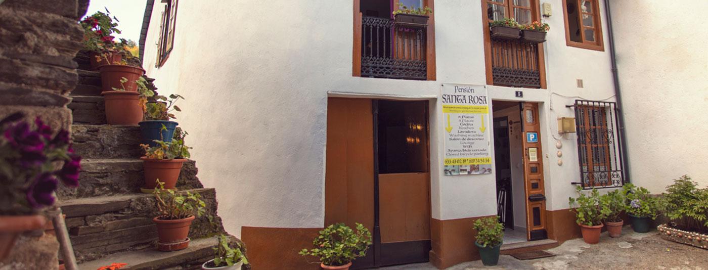 Pensión en Samos | PRECIOS ESPECIALES